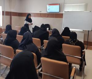 برگزاری جلسه آموزشی هپاتیت