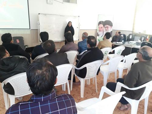 آموزش بهداشت حرفه ای ابوزیدآباد