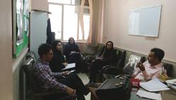 برگزاری جلسه هماهنگی و آموزشی ترک دخانیات(سیگار)