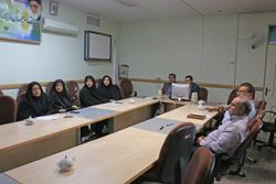 سومین کمیته فنی آب شهر آران و بیدگل برگزار شد.