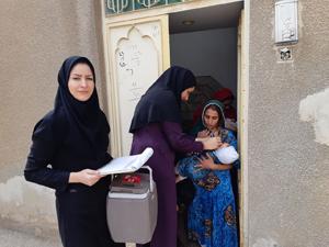 آغاز مرحله دوم طرح واکسیناسیون تکمیلی فلج اطفال ( ماپینگ آپ )