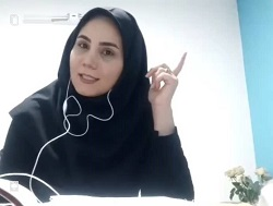کارگاه آموزشی آنلاین ویژه نوجوانان دختر متاهل برگزار شد.